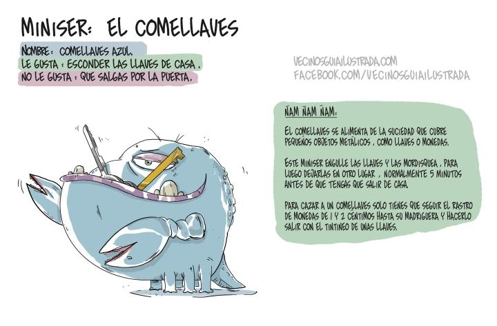 comellaves